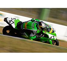 Wayne Maxwell - Supersport Photographic Print