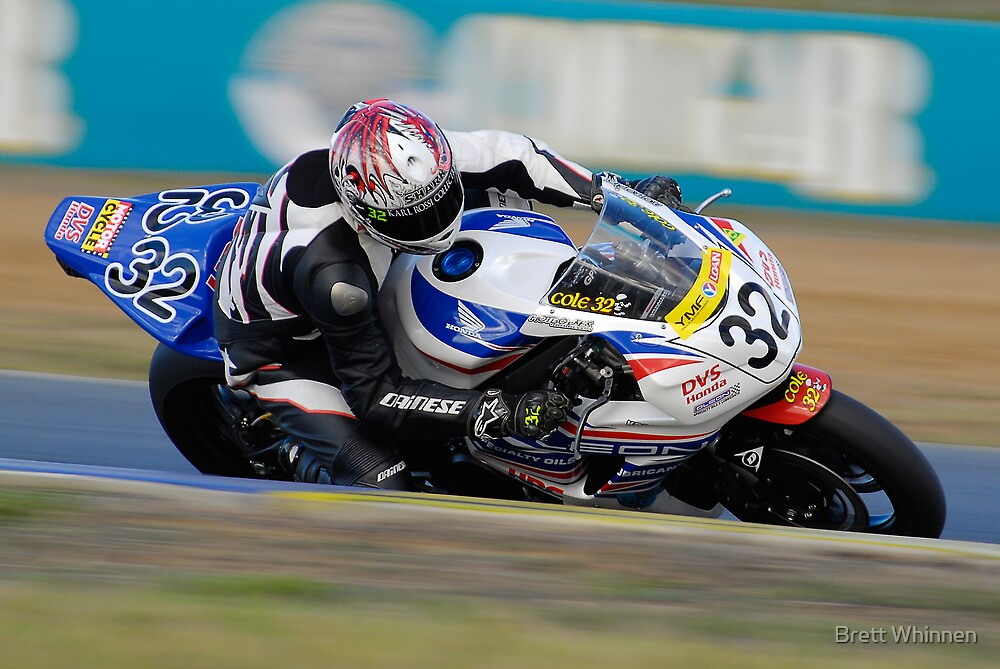 Cole Odendaal - Superbikes by Brett Whinnen