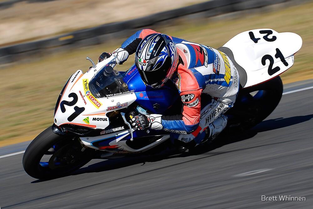 Josh Waters - Supersport by Brett Whinnen