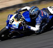 Jason O'Halloran - Supersport by Brett Whinnen