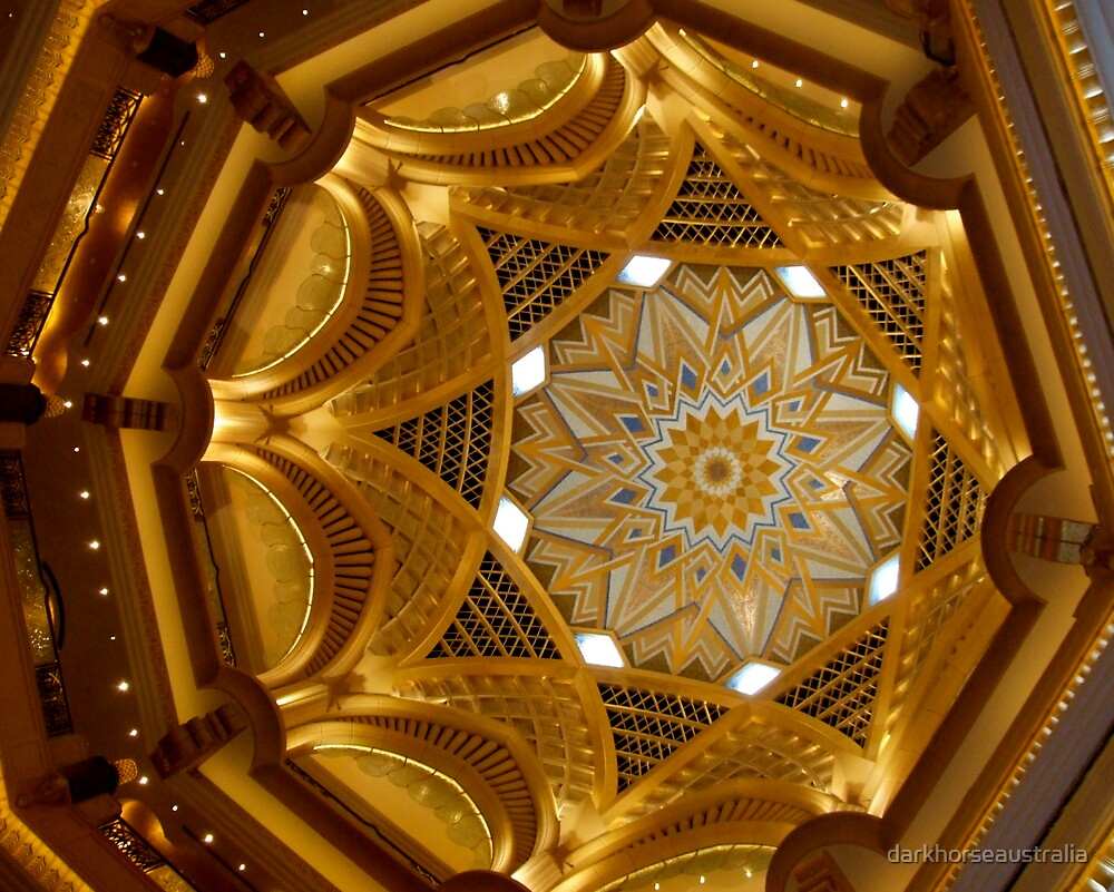 Emirates Palace Abu Dhabi by darkhorseaustralia