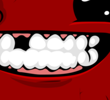 Super Meat Boy  Sticker