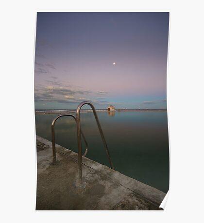 Merewether Baths at Dusk 7 Poster