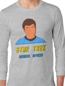 Star Trek Dr McCoy Long Sleeve T-Shirt