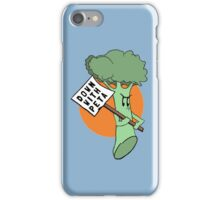 Tastes Like a Protest iPhone Case/Skin