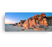 Cape Leveque Cliffs Canvas Print