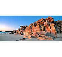 Cape Leveque Cliffs Photographic Print