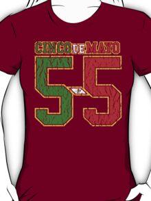 Cinco De Mayo Athletic Department T-Shirt