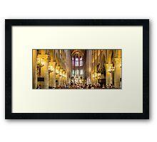 Notre Dame, Paris 3 Framed Print