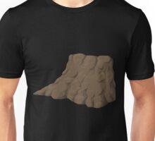 Glitch Groddle Land cliff cover 1 Unisex T-Shirt