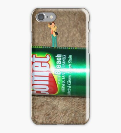BREAKING NEWS--this just in......photos from the surface of the comet! iPhone Case/Skin
