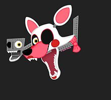 Mangle (Five Nights At Freddy's 2) by GummyRaptor