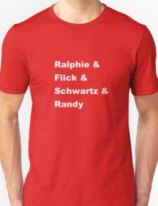 Christmas Story Kids T-Shirt