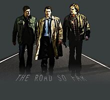 The Road So Far by katstpete