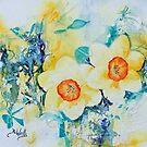 March-Sunshine by Bev  Wells
