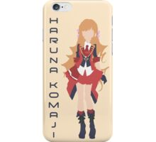 Haruna Komaji AKB0048 iPhone Case/Skin