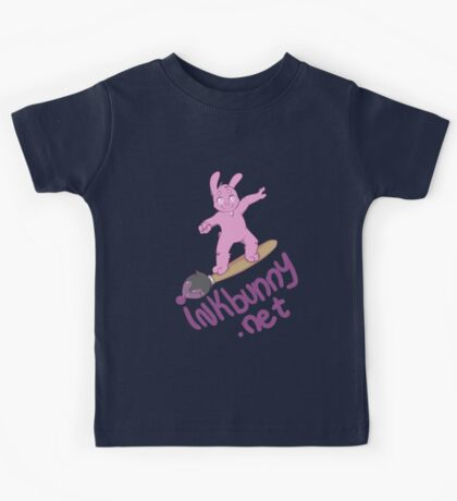 Inkbunny by LUNICENT - Variation 2 Kids Tee