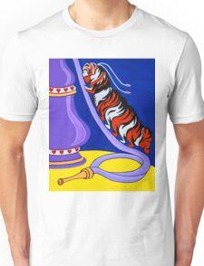 The Caterpillar and Hookah Unisex T-Shirt