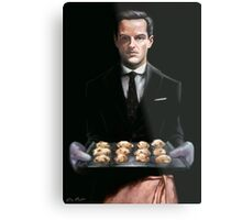 Moriarty with Cookies Metal Print