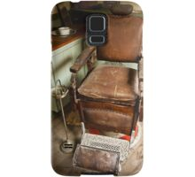 The Old Barber's Chair Samsung Galaxy Case/Skin
