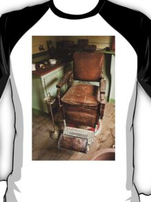 The Old Barber's Chair T-Shirt