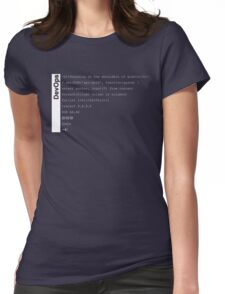 DevOps Womens Fitted T-Shirt