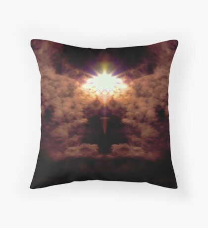 Diadem Throw Pillow