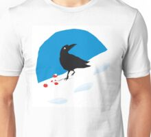 Crow Berries Unisex T-Shirt