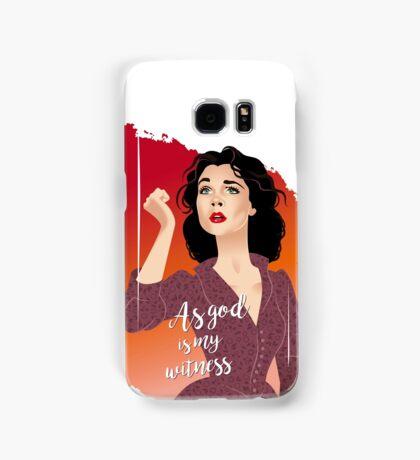 Scarlett's oath Samsung Galaxy Case/Skin