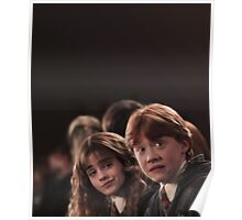 Ron&Hermione Poster