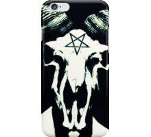 DEVIL iPhone Case/Skin
