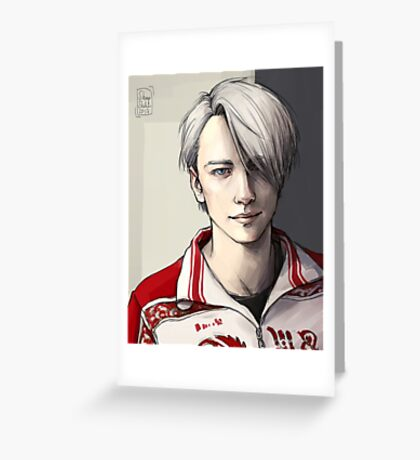 Nikiforov Greeting Card
