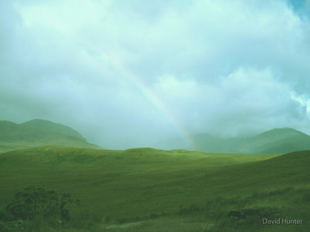 Scotland by David Hunter