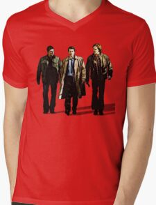 Dead Men Walking Mens V-Neck T-Shirt