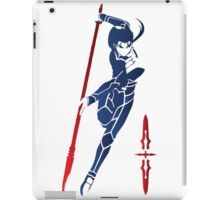 Lancer Fate Stay Night iPad Case/Skin