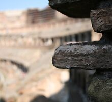 Collosium Stonework by John Mackean