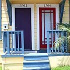 Cottage duplex by Elizabeth Heath