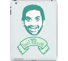 Treat Yo Self - Tom Haverford - Parks and Rec iPad Case/Skin
