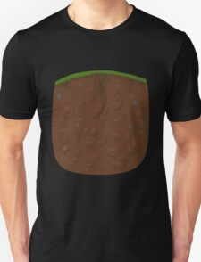 Glitch Groddle Land crosssection short curve 3 T-Shirt