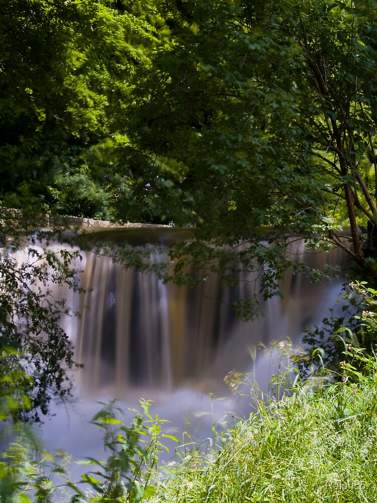 Misty Waterfall by Ralphco