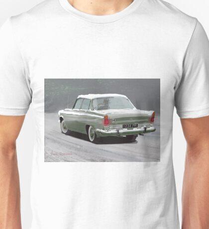 1960s Ford Zodiac V6 Unisex T-Shirt
