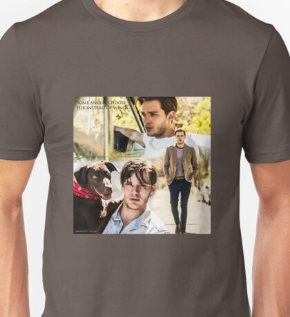 Dominic Sherwood Unisex T-Shirt