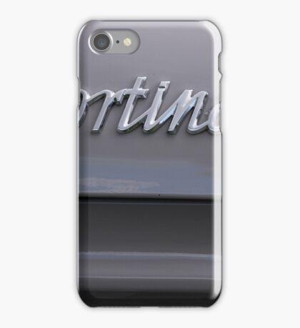 Cortina iPhone Case/Skin