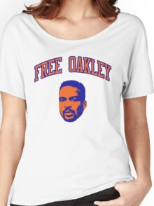Free Oakley 2 Women's Relaxed Fit T-Shirt