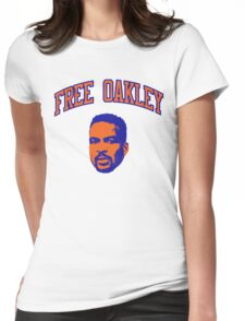 Free Oakley 2 Womens Fitted T-Shirt