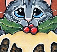 Christmas Pudding by Lisa Marie Robinson