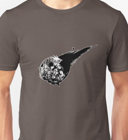 Final Fantasy VII CC chars Unisex T-Shirt