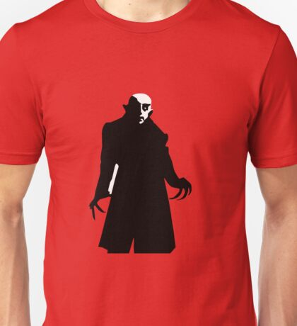 Nosferatu the vampire Unisex T-Shirt