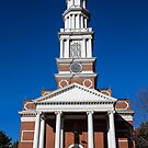 USA. Connecticut. Hartford. The First Church of Christ. by vadim19