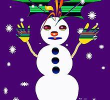 season's greetings  by Maureen Zaharie